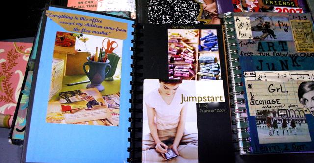 Journaljunk